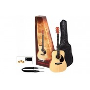 VGS Acoustic Guitar Pack Natural