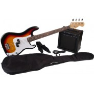 VGS RCB-100 Bass Pack 3-Tone  Sunburst