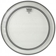 Remo 22'' Clear Powerstroke 3  Bass Drum
