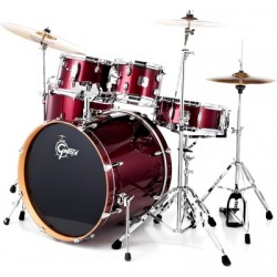Gretsch GE2 Energy Series Studio - Wine Red