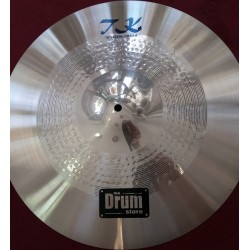 TK 18'' Double Hammered Crash Cymbal DRUMstore